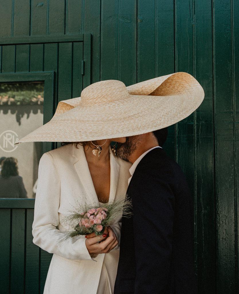 jaquemus modern bride