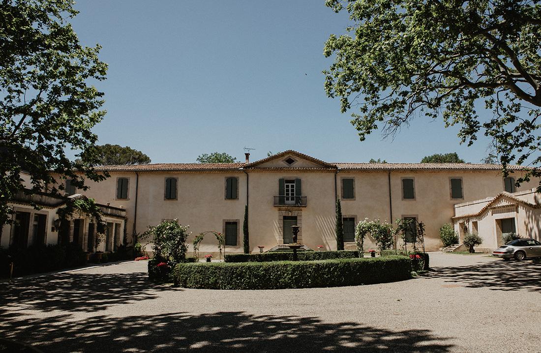 chateau de malmont wedding venue languedoc