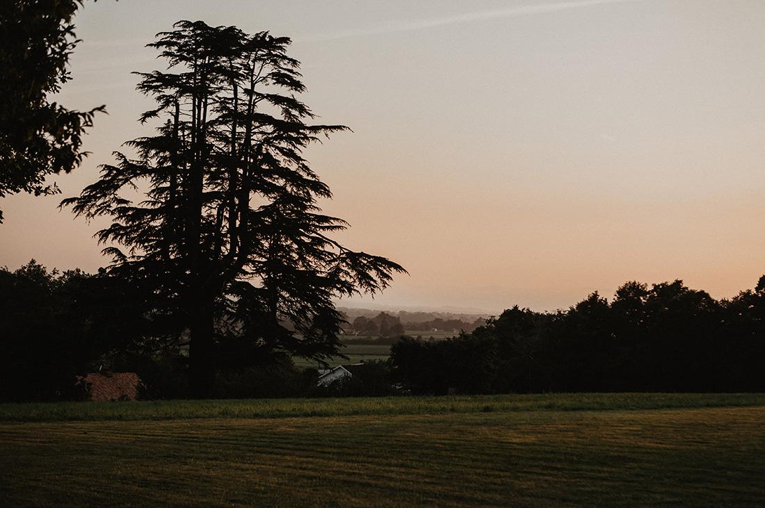 coucher de soleil pays basque